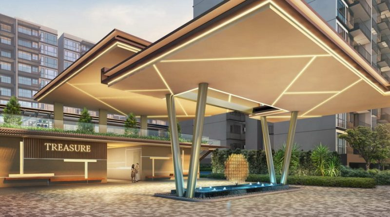 Treasure at Tampines - Arrival Plaza